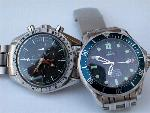 a nice Speedmaster and the Bond Seamaster 1000 pixels wide